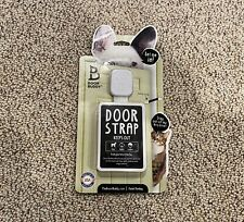 new Door Buddy Door Strap Adjustable - Keep Dogs Out of Cat Kitty Litter Box