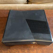 Microsoft Xbox 360 S Slim 250Gb Matte Black Console Model 1439