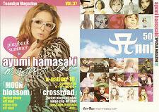 Hamasaki Ayumi Team Ayu Magazine Vol.37
