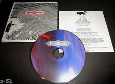 THOM YORKE (of Radiohead) solo CD album THE ERASER black swan