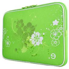 "Be-ez LA robe Moorea Sleeve Case Cover MacBook Air 11"" Laptop - Green Floral NEW"