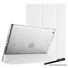 Coque Smart Blanc pour Apple iPad Air / Air 2 Etui Folio Ultra fin