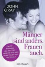 Mannes Sind Anders Frauern Auch by John Gray (Paperback, 1997)
