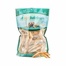 All-Natural USA Duck Feet Dog Treats by Best Bully Sticks (30 P... Free Shipping