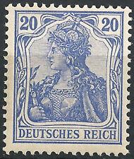 Germania MiNr. 72b mit ATTEST MICHAEL JÄSCHKE-LANTELME