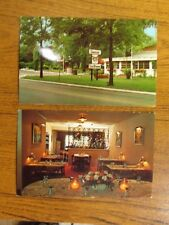postcard Danish Tea Room , Lake Geneva,. WI