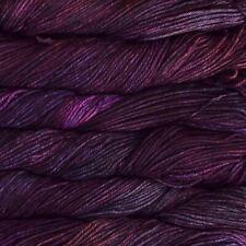 "Malabrigo Rios ""Purpuras (872)"" Superwash Merino Knitting Yarn Wool 100g"