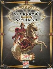 CONQUEST OF THE NEW WORLD DELUXE +1Clk Windows 10 8 7 Vista XP Install