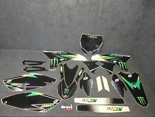 Yamaha YZF250 2010-2013 One Industries Monster Energy 1G71 kit de gráficos