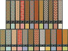 24 breite & schmale Ordnerrücken Pattern Muster Ordneraufkleber Aufkleber Deko