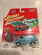 **Johnny Lightning* 1976 Chevy G-20 Van Boogie Vans Chevrolet Super Fly +Sticker