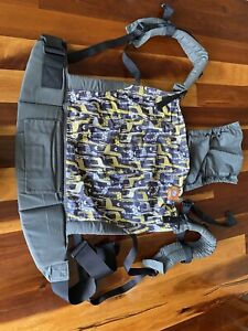 Tula Toddler Carrier Spotted Love (Giraffe) Pattern