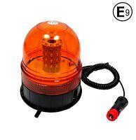 LED Rundumleuchte 12/24V R65 R10 Magnetfuß USB Warnleuchte Rundumlicht