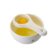Mini Egg Yolk White Separator Holder Divider Sieve New