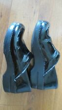 Dansko Patent Leather Clogs 38 Well Used MUST GO