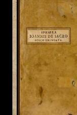 Sphaera Ioannis de Sacro Bosco Emendata : Eliae Veneti Santonis 1581 ASTRONOMY