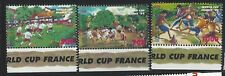 Indonesia #1768-1770 World Cup Soccer/France '98 MNH CV$2