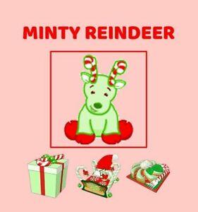 Webkinz Minty Reindeer Virtual PET Adoption Code Only From 2010 Estore Very Rare