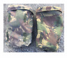 2 x British army surplus LARGE rucksack side pouches OLIVE , DPM, MTP