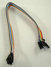10 Dupont Prototype Cable Female/Female Hembra/Hembra 300mm Arduino