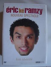 DVD Eric ké Ramzy nouveau spectacle mise en scène par Michel Hazanavicius