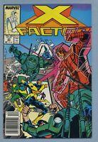 X-Factor 23 1987 [1st Appearance Archangel] Four Horseman Apocalypse Newsstand /