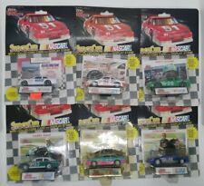 (6) Racing Champions StockCar Nascar  #91, 21, 26, 33, 42, 94 1:64 MIP!