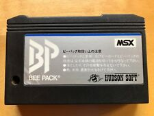 Msx bee pack card adapter cartridge
