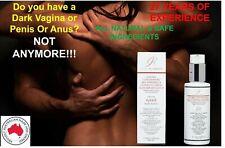 Strongest Discreet Intimate Anal Skin Bleach Whitening Bleaching 125 ml New
