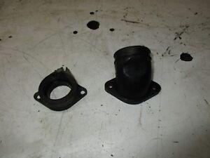 1986 85 86 87 Suzuki Intruder VS700 VS 700 VS700GLE Intake Boots Manifolds