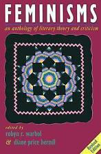Feminisms: An Anthology of Literary Theory and Criticism