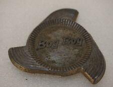 Vintage Bag Boy Aluminum Wheel Badge