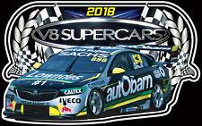 Craig Lowndes Sticker V8 Supercars Bathurst Holden Commodore Champion