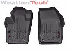 WeatherTech FloorLiner Mat for Jeep Renegade - 2015-2018- 1st Row - Black