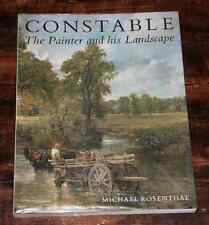 Livre d'art  Peinture CONSTABLE Painter and his Landscape Michael Rosenthal 1983