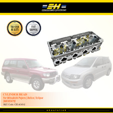 Cylinder Head For Mitsubishi Pajero Delica Eclipse 4G63 4G64 16V SOHC (MD305479)