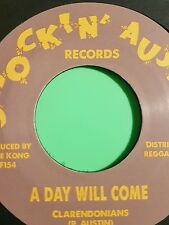SHOCK N AUSTIN RECORDS A DAY WILL COME  / VAT7