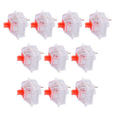 10Pcs Switch Replacement Fit for Cherry MX RGB Series 3Pin Mechanical Keyboard