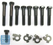 1967-81 Pontiac D-Port Ram Air HO Exhaust Manifold Bolt Kit
