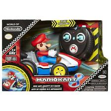 World of Nintendo Mario Kart 8 Anti-Gravity Remote Control Racer