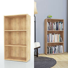 Bücherregal Regal Standregal Aktenregal Aktenschrank Bücher 117 X 60cm Holzregal Sonoma