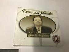 Tesoros De Coleccion ~ Jose Alfredo Jimenez 2 CD NEW 886970600927