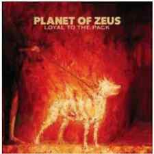 PLANET OF ZEUS-Loyal to the Pack-Greek Hard Rock/Stoner Rock-NEW CD