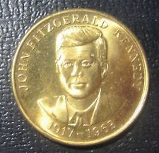 1917-1963 John Fitzgerald Kennedy Medal Take a Look