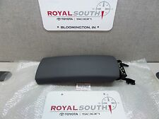 Toyota Prius 06-09 Med Gray Leather Center Console Armrest Lid Genuine OEM OE