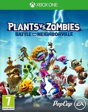 Plantas Vs Zombies: batalla por neighborville (Xbox One) (Nuevo)