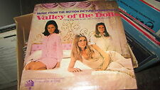 Valley Of The Dolls Abc Soundtrack Lp Sealed Sharon Tate Andre Previn