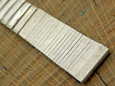 Kestenmade Vintage Watch Band 17.5mm Mens NOS Unused Expansion Stainless Steel
