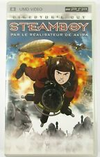 Steamboy (Director's Cut) Animation Japonaise Film UMD Video pour Sony PSP