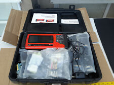 Snap-on Solus Scanner EESC310 and Case Lots of Plugs & Keys Great Package